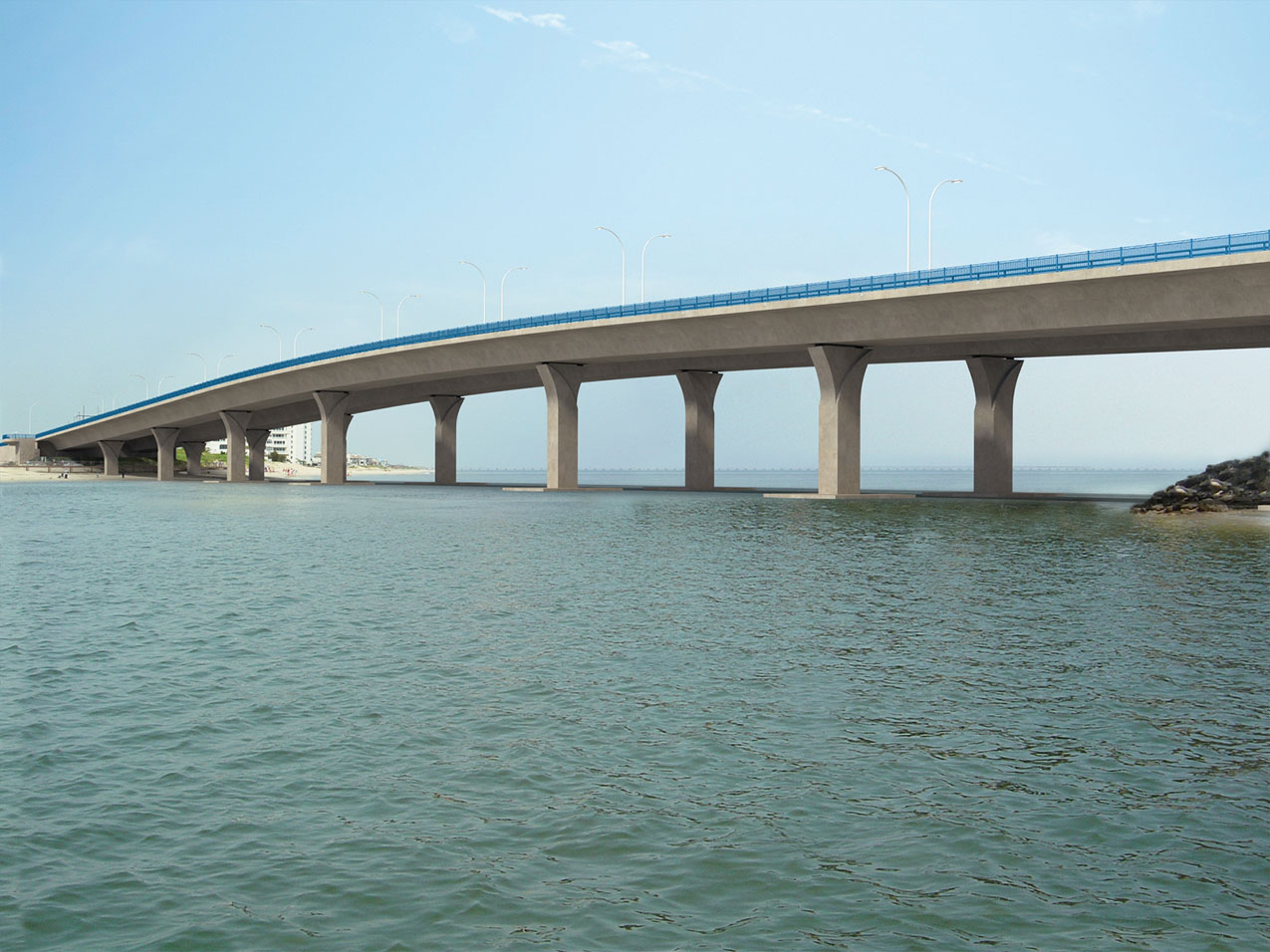 Construction Begins On The Lesner Bridge Replacement Project Virginia Beach